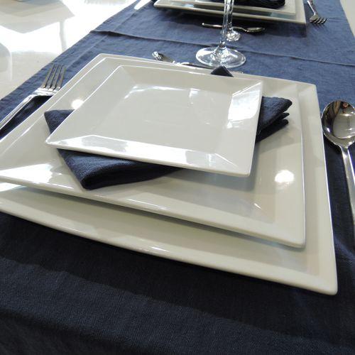 1000 ideas about assiette carr e on pinterest carr. Black Bedroom Furniture Sets. Home Design Ideas