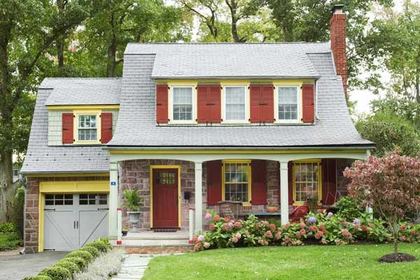 22 best dutch colonial house remodel images on pinterest colonial house remodel dutch for Updated colonial home exterior