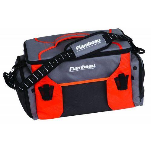 Flambeau Ritual Large Duffel Tackle Bag Orange Bright - Fishing Equipment, Soft Tackle Bags at Academy Sports