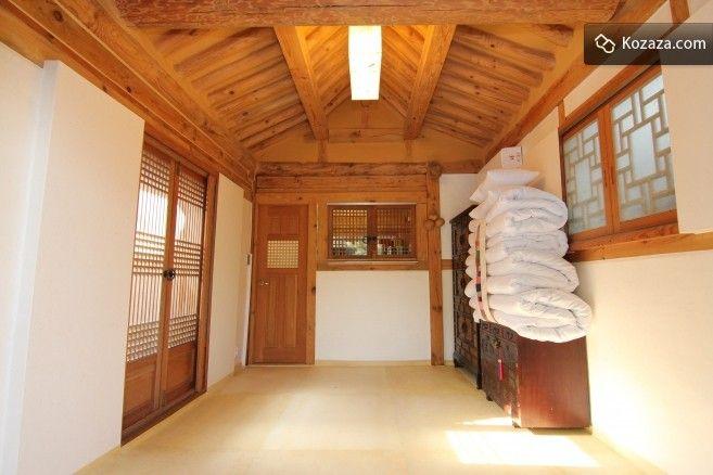 [Desing] Hanok tteuranchae Samcheongdong geonneonbang: Family Room