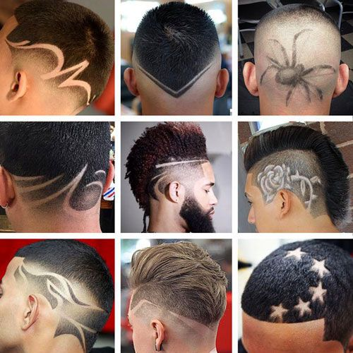 Hair Designs - You'd certainly be unique