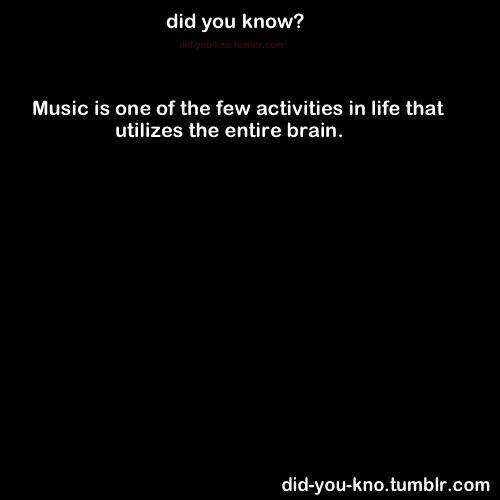 That explains why band kids are more advanced than everyone else