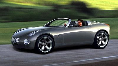 Pontiac Solstice. Precios, datos, mediciones, fotos. km77.com