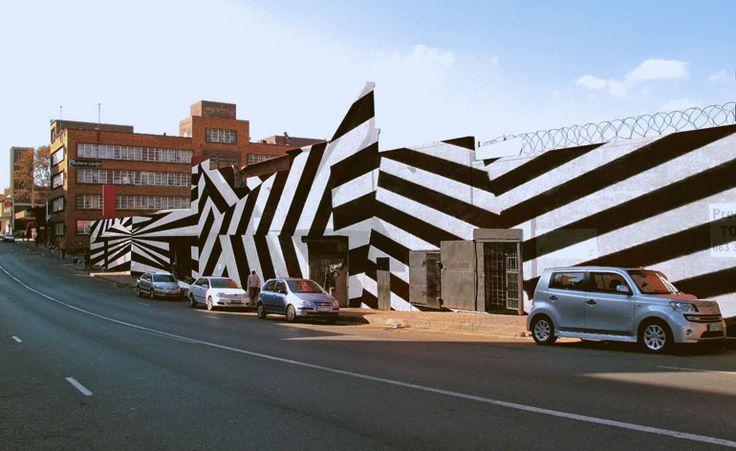 "Maboneng Precinct :: Artist's Impression :: Craftsmen's Ship - Work | Shop | Space :: 260 Main Street, Johannesburg ::""Street View: Maboneng Precinct in Johannesburg | Travel | Wallpaper* Magazine"""