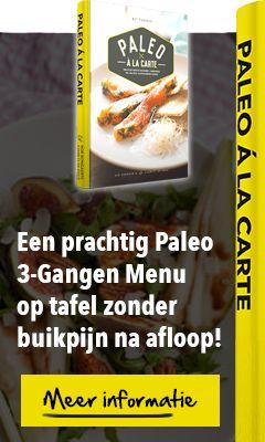 Paleo.nl - Terug naar de basis met Mitchel van Duuren
