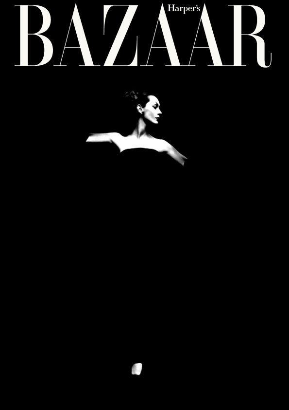 Didone: Dovima by Richard Avedon. Bazaar magazine
