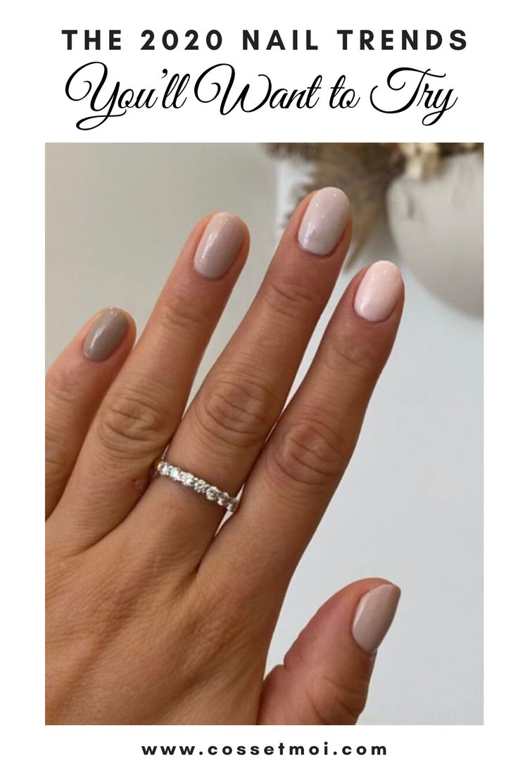 The 2020 Nail Trends You'll Want to Try Immediately Nail