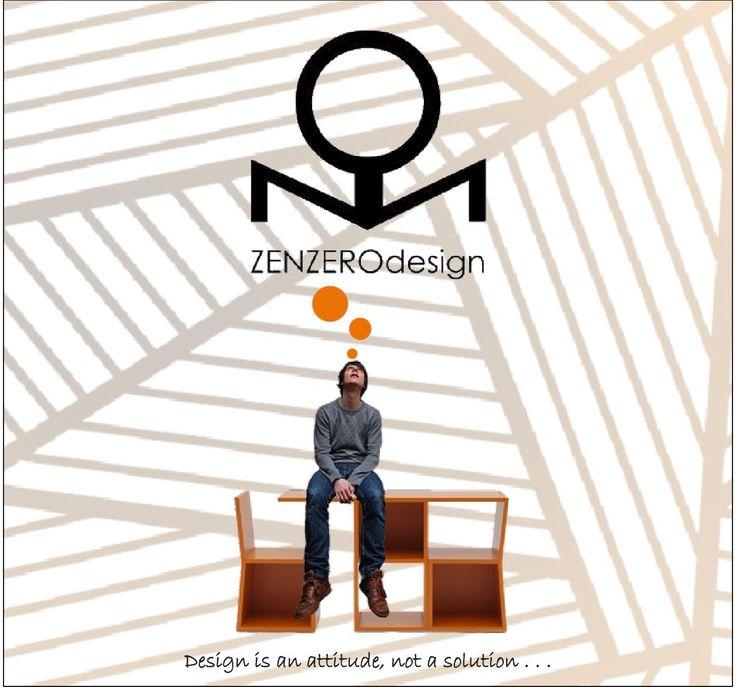 """Zenzerodesign pieghevole  ZENZEROdesign® è un Brand identificativo di uno studio multidisciplinare, dove un team di progettisti e designer combina conoscenza, esperienza e competenza per conciliare soluzioni creative e innovazioni tecniche con le  più sofisticate richieste ed esigenze, proponendo un nuovo modo di intendere il """"Design"""", come una pratica a portata di tutti, funzionale, utile e personalizzabile. Siamo convinti che per un buon progetto basta saper dosare fantasia, creatività e…"""