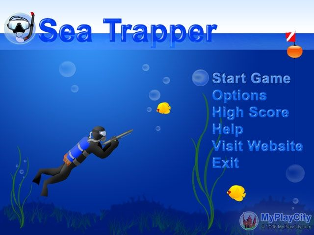 Sea Trapper  Feel like an explorer of the mysterious sea life and try on the role of a hunter. Confront perils and enjoy the beauties. - See more at: http://playfreegames24.com/game/sea-trapper/#sthash.RHr9Rt5K.dpuf