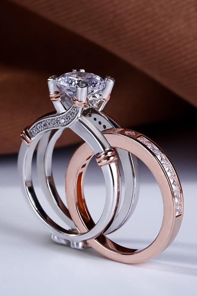 27 Unique Engagement Rings That Will Make Her Happy Trending Engagement Rings Ring Trends Best Engagement Rings