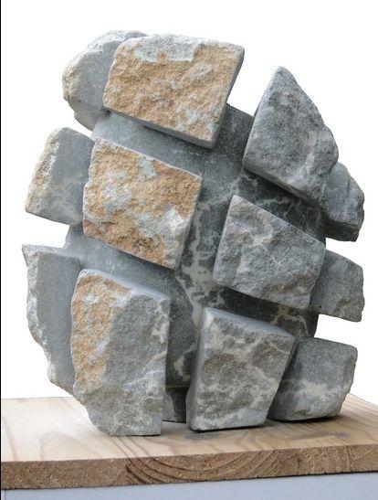 Karel Vreeburg - de steen binnenin de steen