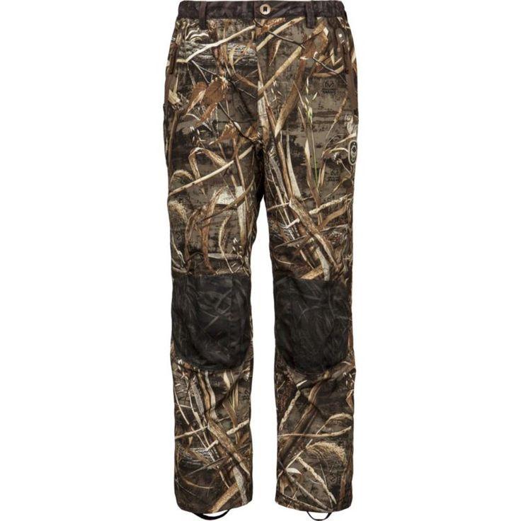 Hard Core Men's Peak Season Insulated Hunting Pants, Multi