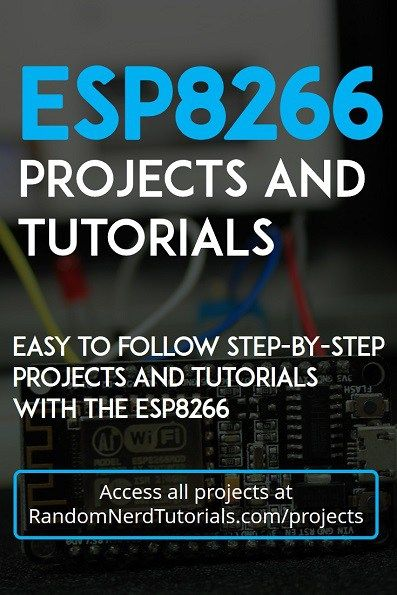 The ESP8266 is similar to Arduino but with built-in WiFi
