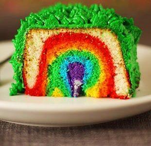 Leprechaun Cake For St. Patrick's Day