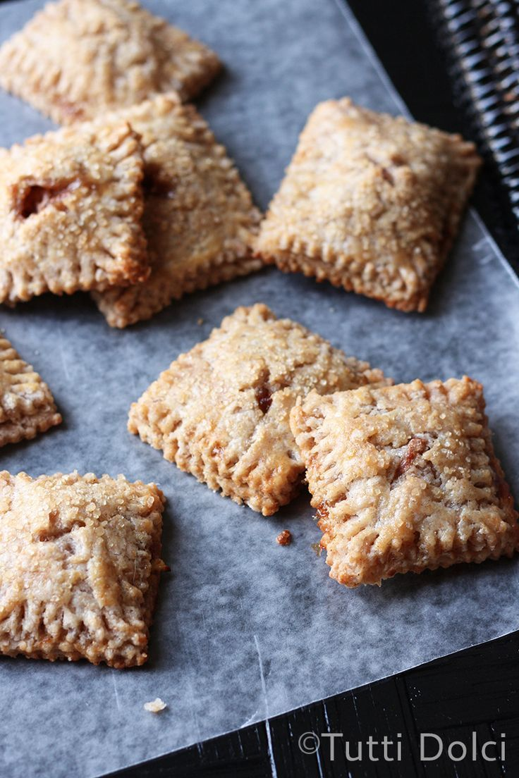 Apple Graham Hand Pies