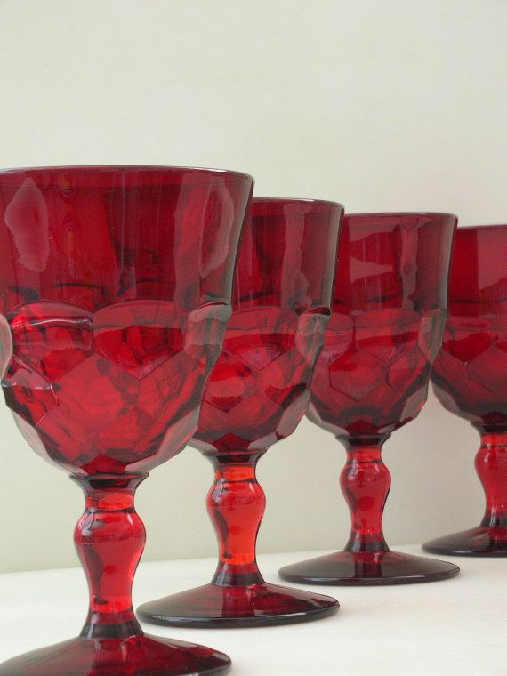 The 25 Best Red Glass Ideas On Pinterest Traditional