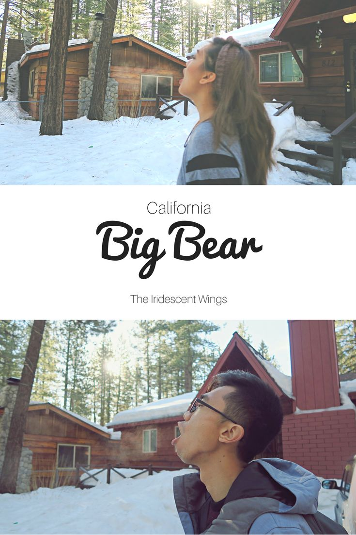 How to plan a Cabin Ski Trip to Big Bear Travel | Winter | Snow | Snowboarding | Skiing | Snow https://www.theiridescentwings.com/single-post/2017/02/08/How-to-Plan-a-Cabin-Trip-to-Big-Bear-California