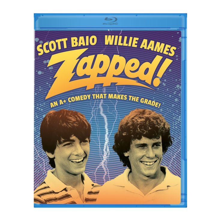 Zapped (Blu-ray), Movies