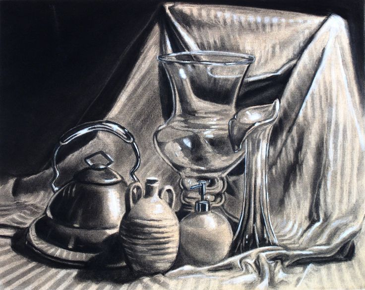 15 best Charcoal Drawing images on Pinterest   Charcoal ...