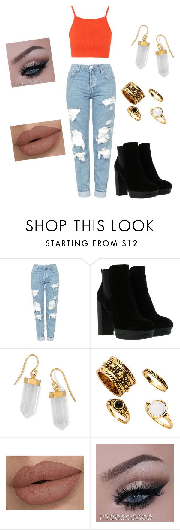"""""""."""" by kkristinss on Polyvore featuring Topshop, Hogan and BillyTheTree"""