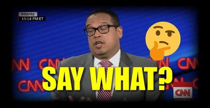 Keith Ellison HUMILIATES Himself with Dumb Comparison Between Trump and Historic Figure – TruthFeed