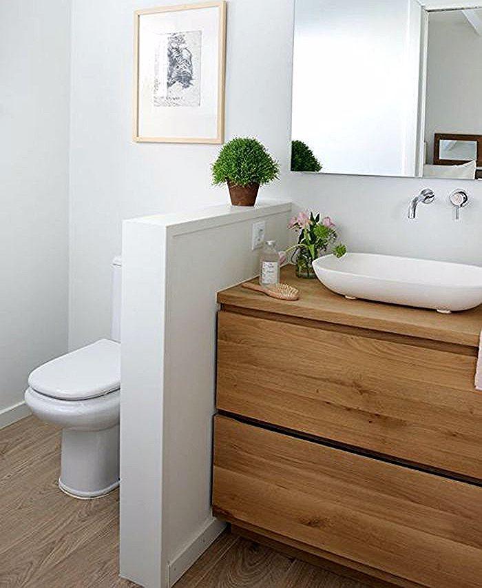 Meubles De Salle De Bain Small Bathroom Makeover Bathroom Layout Trendy Bathroom