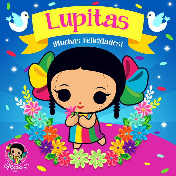 El 12 de Diciembre se celebra a todas las Guadalupes o Lupitas con mucho cariño <3 #MariasINC #12Diciembre #Lupitas #VirgenDeGuadalupe