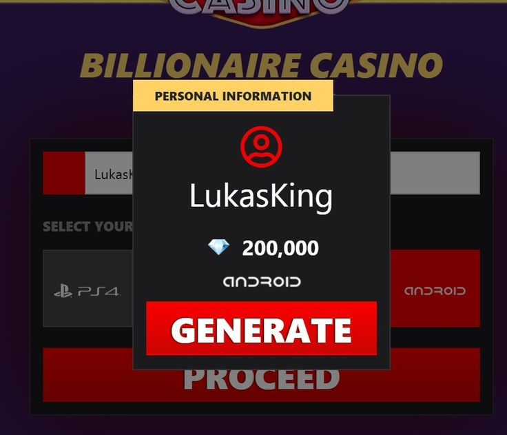 Billionaire Casino Free Gold Tickets