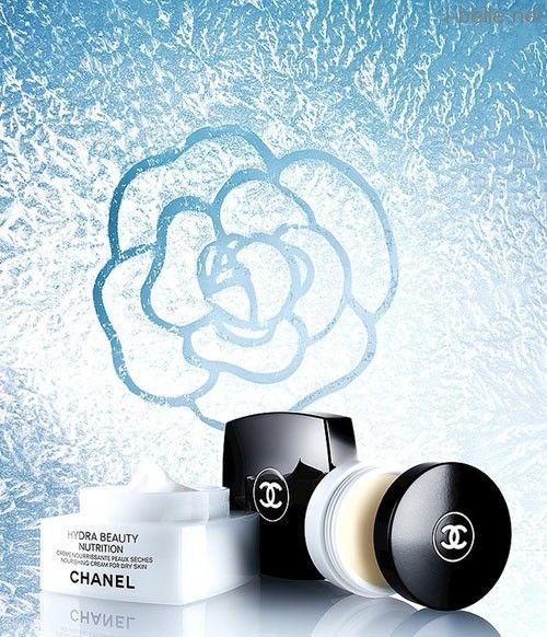 New: Chanel Hydra Beauty Creme Riche & Chanel Hydra Max Nourishing Lip Balm