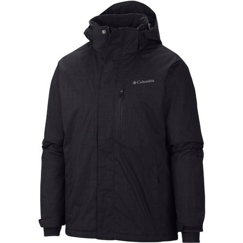Columbia Sportswear Men's Alpine Action Jacket (Black, Size Small) - Men's Outerwear, Men's Ski Outerwear at Academy Sports