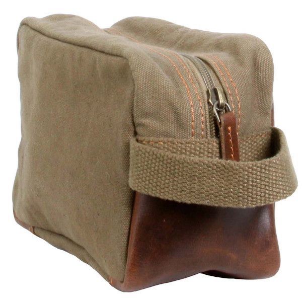 Stylish Mens toilet bag or shave kit.