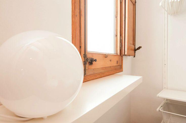 detalle dormitorio burdeos #proyectoturisticosants - iloftyou