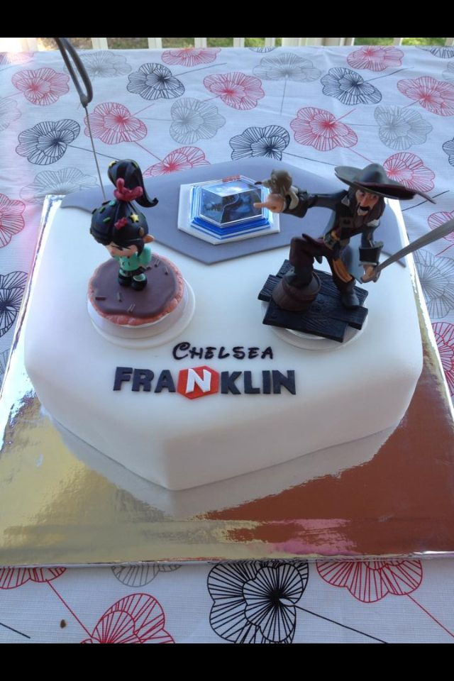 17 Best ideas about Disney Infinity Cake on Pinterest ...