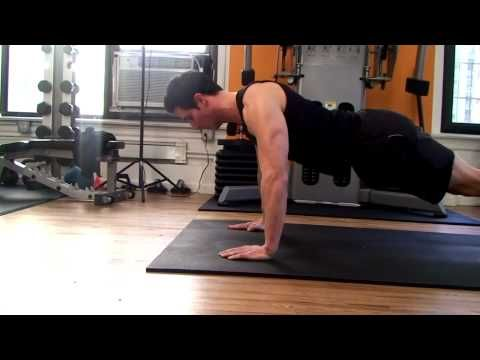 Proper Push Up Form: How To Do A Push Up (Awesome youtube channel with fitness tips to get lean)