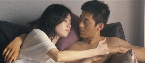 Love 911 movie still - starting Go Soo and Han Hyo-Joo