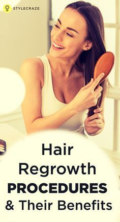 Regaining hair growth sometimes becomes difficult due to poor health conditions or the impoverished state of the scalp. You can follow some natural therapies at home, when you are confident that your hair loss problem is not severe. Natural Hair Regrowth Treatments: #hairgrowth