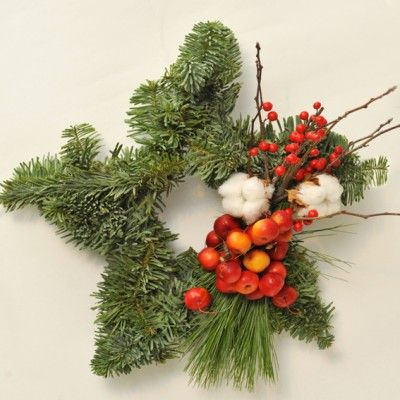 YaU Concept _ YaU flowers _ Secret santa 2014 _ christmas wreathsteauacraciunului+yau+secretsanta2014 #christmas #christmasdecor #holiday #candle #christmascandle #yauconcept #yau #christmasdecoration #decoration #pine #ilex #wreath #christmaswreath #star