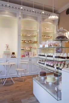 very chic - A little stop for some treats to take home :)