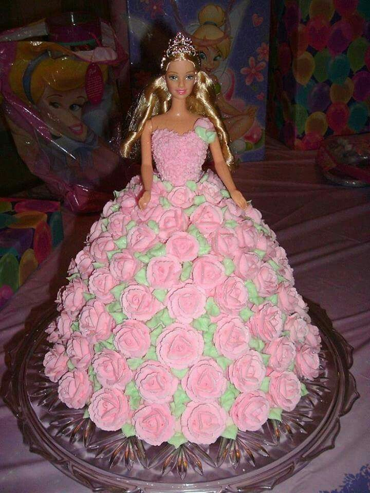 barbie birthday cake 470 best images about doll cakes on 1496