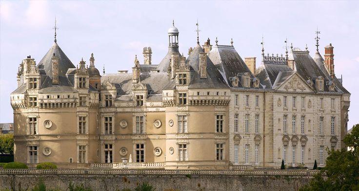 Château du Lude dans la Sarthe                                                                                                                                                                                 Plus