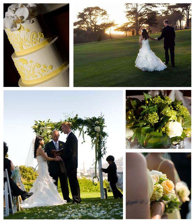 Wedding Venue: Presidio Golf Course Getting Ready For Spring | I Do Venues