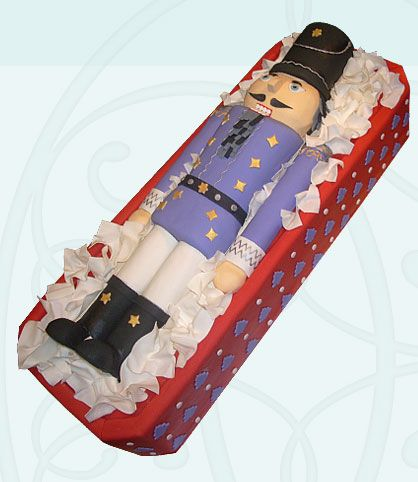 Holiday Cake Gallery - Couture Cakes - Atlanta, GA