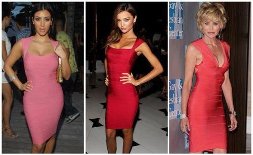 Бандажное платье: особенности ношения