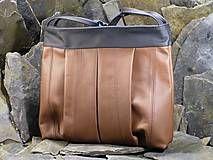 Kabelky - Kožená kabelka - Amálie - 5965714_