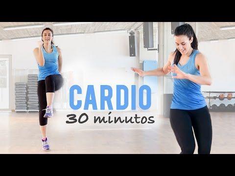 Rutina completa de cardio de amplio rango para quemar grasa abdominal. ¡La puedes hacer en casa! | Club Vive100