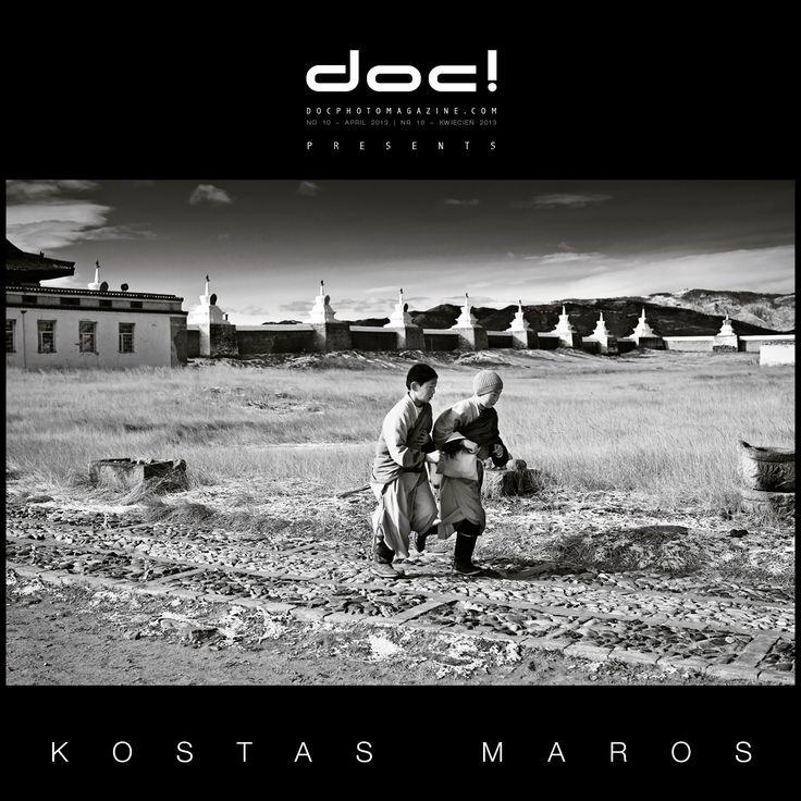 """doc! photo magazine presents: """"The journey: 北京-Улаанбаатар-Иркутск-Москва"""" by Kostas Maros, #10, pp. 165-187"""