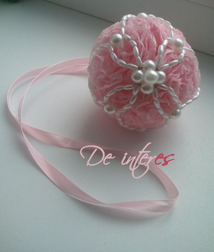 Декоративные украшения интерьера. Помпоны.decorative interior decoration,pompoms