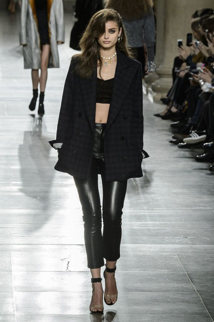 All the World's a Stage at Topshop Unique Fall 2016