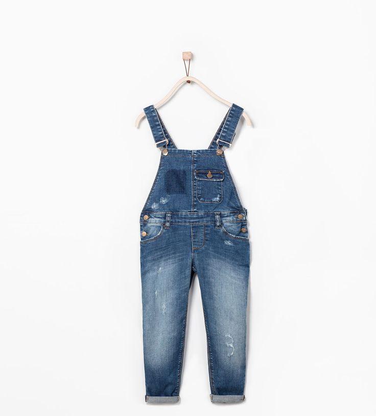17 melhores ideias sobre jardineira jeans infantil no for Jardineira masculina c a