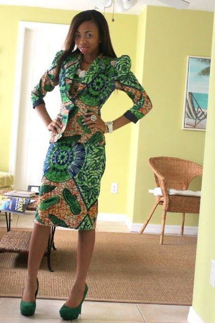 69 Best Images About African Prints On Pinterest African